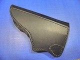 GLOCK 43 Kramer Pocket Holster Pistol Leather Mfg. USA New - 3 of 7