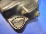 GLOCK 43 Kramer Pocket Holster Pistol Leather Mfg. USA New - 6 of 7