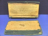 Smith & Wesson Baby-Russian Antique 38 Single-Action Revolver Box for Parts MW ROBINSON - 3 of 7