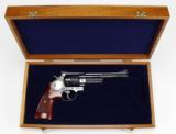 """SMITH & WESSON, 29-10,""""1 OF 50"""",, Custom Hand Engraved."""