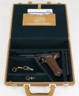 MAUSER, LUGER,