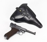 1939 MAUSER BANNER POLICE,