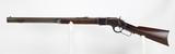 """WINCHESTER Model 1873, 3rd Model, 38WCF, 24"""" Oct Barrel.""""1889"""""""