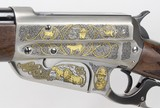 "WINCHESTER Model 1895, ""SAFARI CENTENNIAL MATCHED SET"", - 22 of 25"