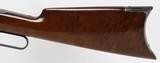 "WINCHESTER Model 1886, 40-65. 26"" Barrel,""1890 - 8 of 25"