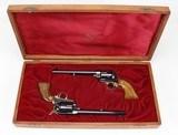 Colt SAA2 Gun Set 125th AnniversaryCommemorative