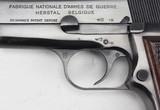 FN Hi-Power (Early) Post War 1952 9mm - 16 of 25
