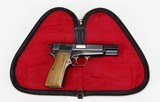 Browning Hi-Power T-Series (1968)