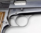 Browning Hi-Power T-Series Tangent Sight (1969)NICE - 19 of 25
