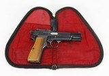 Browning Hi-Power T-Series Tangent Sight (1969)