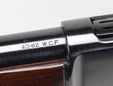 """WINCHESTER Model 1886, 40-82,""""1904"""" - 16 of 25"""