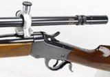 """WINCHESTER 1885, LOW WALL,""""CUSTOM 22 HORNET """" - 14 of 25"""
