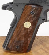 COLT 1911 MKIV, SERIES 70, GOLD CUP NATIONAL MATCH, - 3 of 24
