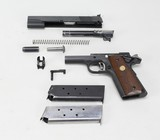COLT 1911 MKIV, SERIES 70, GOLD CUP NATIONAL MATCH, - 17 of 24