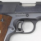 COLT 1911 MKIV, SERIES 70, GOLD CUP NATIONAL MATCH, - 14 of 24
