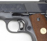 COLT 1911 MKIV, SERIES 70, GOLD CUP NATIONAL MATCH, - 13 of 24
