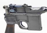 Mauser C-96 Broomhandle (Von Lengerke & Detmold) RARE - 18 of 25