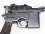 Mauser C-96 Broomhandle (Von Lengerke & Detmold) RARE - 5 of 25