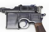 Mauser C-96 Broomhandle (Von Lengerke & Detmold) RARE - 8 of 25