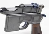 Mauser C-96 Broomhandle (Von Lengerke & Detmold) RARE - 16 of 25
