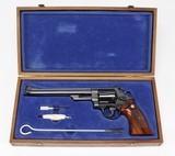 """SMITH & WESSON,Model 57,41 Rem Mag, 8 3/8"""" Barrel - 1 of 25"""