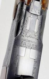 "BROWNING SUPERPOSED, Grade 1, 20GA, 26 1/2"" Barrels,IC/Mod""FINE"" - 16 of 25"
