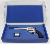 FREEDOM ARMS, PREMIER GRADE,454 CASULL/45COLT,POLISHED SS. - 19 of 24