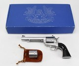 FREEDOM ARMS, PREMIER GRADE,454 CASULL/45COLT,POLISHED SS. - 1 of 24
