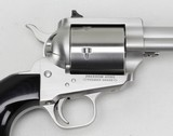 FREEDOM ARMS, PREMIER GRADE,454 CASULL/45COLT,POLISHED SS. - 5 of 24