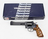 """SMITH & WESSON, Model 14-5,38SPL, 6"""" Barrel,""""ONE OF 2000"""" - 1 of 24"""