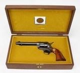 """COLT SAA, 2nd GEN,NRA CENTENNIAL, 45 Colt, 5"""" Barrel, LNEW,""""1971"""" - 1 of 25"""