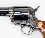 """COLT SAA, 2nd GEN,NRA CENTENNIAL, 45 Colt, 5"""" Barrel, LNEW,""""1971"""" - 8 of 25"""