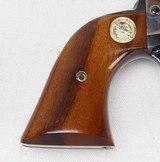 """COLT SAA, 2nd GEN,NRA CENTENNIAL, 45 Colt, 5"""" Barrel, LNEW,""""1971"""" - 4 of 25"""