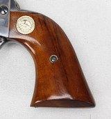 """COLT SAA, 2nd GEN,NRA CENTENNIAL, 45 Colt, 5"""" Barrel, LNEW,""""1971"""" - 7 of 25"""