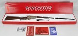 Winchester Model 1895 High Grade .405 Win. Engraved - 25 of 25