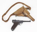 """SWISS 1929 BERN LUGER,30 Luger, 4 3/4"""" Barrel, Original Holster, Two Period Correct Mags.""""EXTREMELY FINE ORIGINAL CONDITION"""" - 1 of 25"""