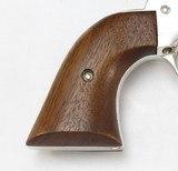 Colt SAA 3rd Generation - Nickel .45 Colt - 4 of 25