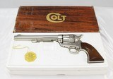 Colt SAA 3rd Generation - Nickel .45 Colt - 19 of 25