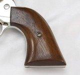 Colt SAA 3rd Generation - Nickel .45 Colt - 7 of 25
