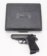Walther PPK/S Pistol .380ACP (Interarms)