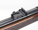 Walther Model V Champion Bolt Action Rifle.22LRNICE - 13 of 25