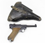 MAUSER BANNER POLICE LUGER,