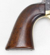 """COLT Model 1860, ARMY, 44PERC, 8"""" Barrel,"""" ALL MATCHING NUMBERS"""",""""1861"""" - 3 of 21"""