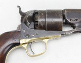 """COLT Model 1860, ARMY, 44PERC, 8"""" Barrel,"""" ALL MATCHING NUMBERS"""",""""1861"""" - 4 of 21"""