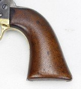 """COLT Model 1860, ARMY, 44PERC, 8"""" Barrel,"""" ALL MATCHING NUMBERS"""",""""1861"""" - 6 of 21"""