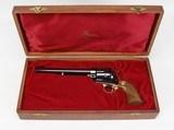 "Colt SAA ""125th Anniversary""2nd Generation .45 Colt(NIB) 1961 - 1 of 25"