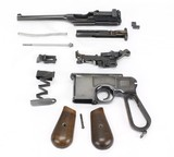 Mauser C-96 Broomhandle w/ Wooden Stock / Holster - 21 of 25