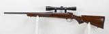 CZ, Model 557, Sporting Rifle, 6.5 x 55, LEUPOLD VARI-X II