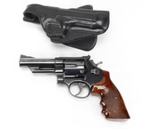Smit & Wesson Model 25-9 Revolver.45 Colt(1991)NICE