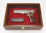 Browning Hi-Power 2nd Amendment Limited Edition Commemorative .40 S&W